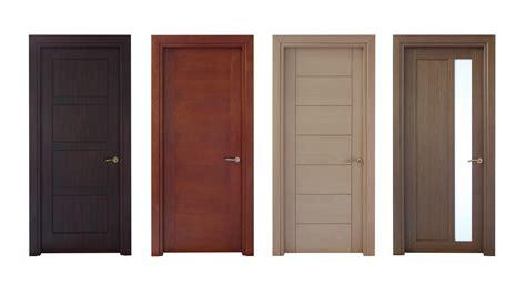 four types of modern interior doors the door boutique