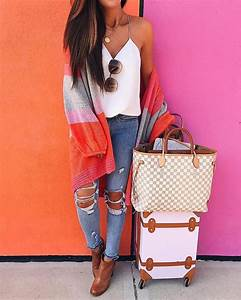 7 Easy Travel Outfits To Re-Create | The Sweetest Thing
