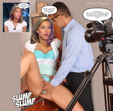 Melissa Theuriau Nude French Tv News Celebrity Pornhugocom