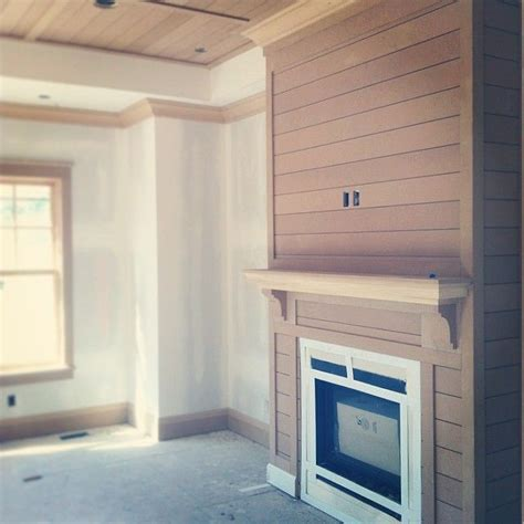 pictures of small kitchen makeovers quot shiplap quot 3 4 x 5 1 4 mdf fireplace 7488