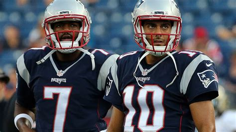 Patriots have apparently decided on a starting quarterback ...