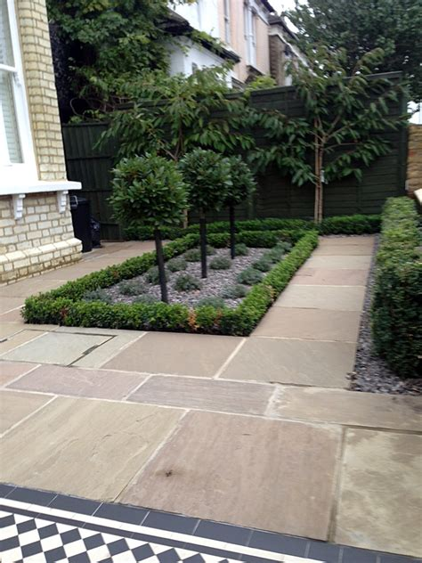paving designs for front gardens balham front garden london london garden design