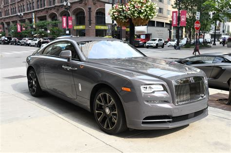 Gambar Mobil Rolls Royce Wraith by Used 2018 Rolls Royce Wraith For Sale Special Pricing