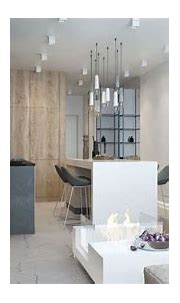 Luxury Small Studio Apartment Design Combined Modern and ...