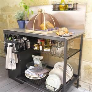 Castorama Le A Poser by Cuisine Ext 233 Rieure Nomade Quelles Nouveaut 233 S Viving