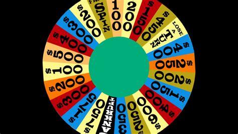 fortune wheel 1979 1975 theme