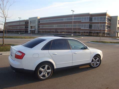 Matte Black 2003 Audi A4