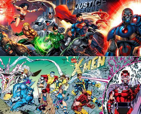 Justice League Fanart Pays Homage To Jim Lee's X-men Cover