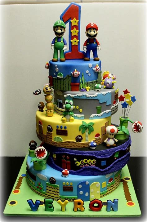 Its The First Time I Make 5 Tiered Cake N Amazing