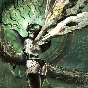 Dark Fairy 01 by kevcrossley on DeviantArt