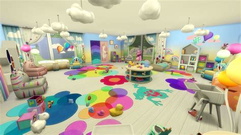 The Sims 4 Gallery Spotlight: Toddler Rooms