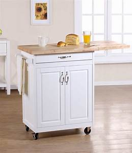 Movable Kitchen Island: New For You - MidCityEast