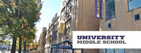 university middle irvington public schools