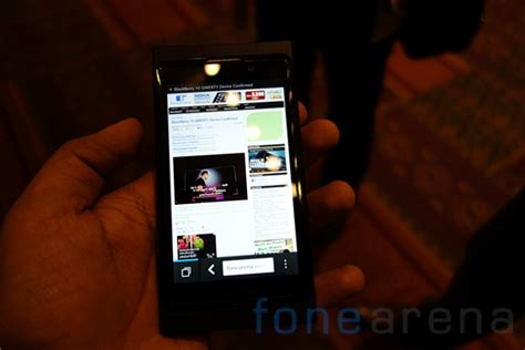 can blackberry 10 save