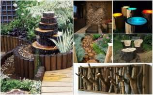 tree stump cake stand 12 diy inspired ideas for reusing tree stumps logs