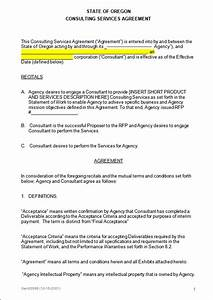 sample it consulting contract With it consulting contract template