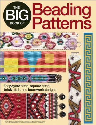 big book  beading patterns  peyote stitch