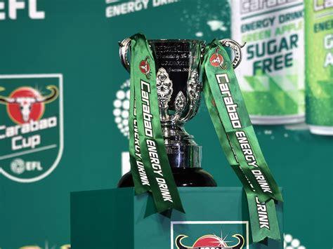 Carabao Cup quarter-final draw: Man Utd, Liverpool know ...