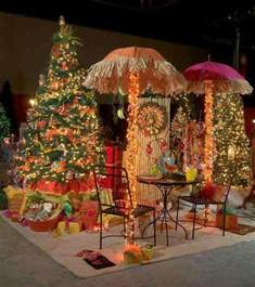 hawaiian christmas images  pinterest tropical