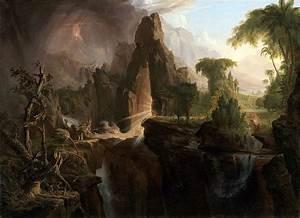 Droguerie De L Eden : l 39 expulsion du jardin d 39 eden le paradis vu par le peintre ~ Dailycaller-alerts.com Idées de Décoration