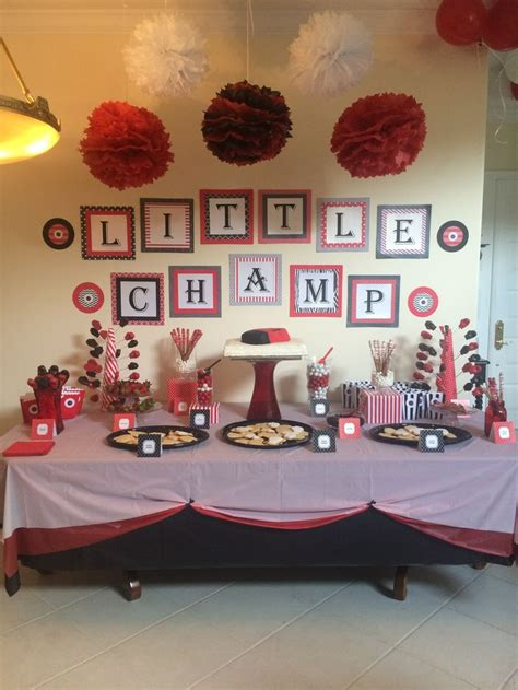 Baby Shower Theme For by 25 Best Images About Baby Shower Boxing On