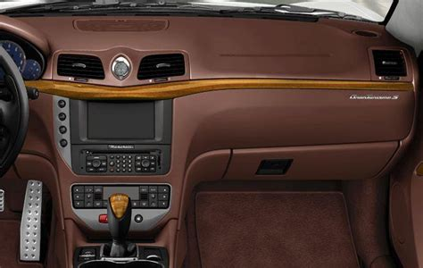 Real Wood Car Trim Makes A Comeback