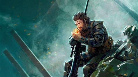 Metal Gear Solid Wallpaper 1080p Full Hd Wallpaper Metal Gear Solid 5 Venom Snake Art Desktop Backgrounds Hd 1080p