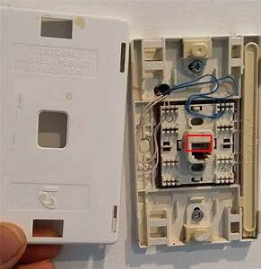 Solved  Telstra Exicom Wall Plate Connector Corrosion