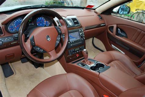 maserati sports car interior maserati quattroporte gts interior image 88