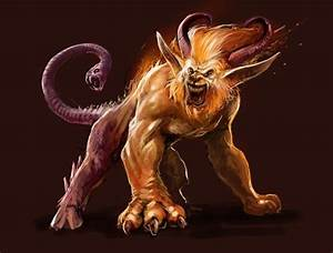 94 best images about Chimera on Pinterest   A lion ...