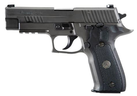 Murdochs Sig Sauer P226 Legion 9mm Pistol