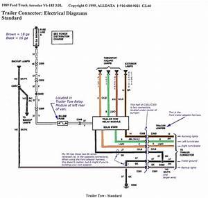 Wiring Diagram Trailer Connector Coachman