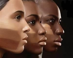 Quelle Couleur De Rouge A Levre Pour Une Brune Peau Claire : 3 secrets pour avoir un beau maquillage sur une peau noire ~ Dode.kayakingforconservation.com Idées de Décoration