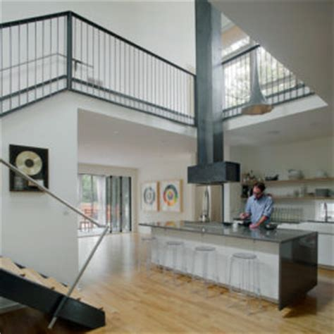 Loft Der Moderne Lebensstiltrendhome Industrial Italian Loft 01 by Single Storey Home With Flat Roof For Future Vertical