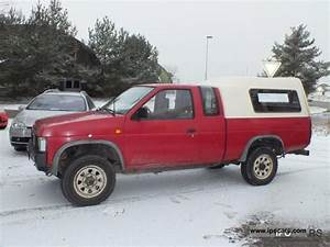 1987 Nissan Pick Up King Cab 4wd