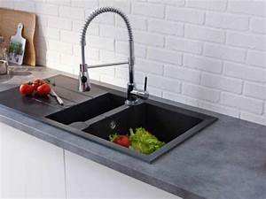Robinet Cuisine Professionnel : bien choisir son robinet de cuisine leroy merlin ~ Edinachiropracticcenter.com Idées de Décoration