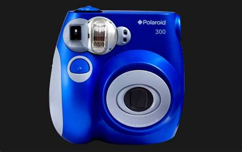 Polaroid 300 Instant Blue by Polaroid 300 An Instant Classic