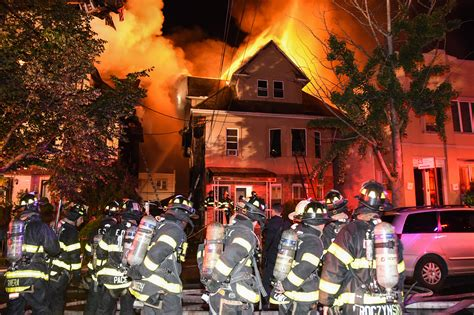 Ground News - 6 firefighters injured, residents rescued ...