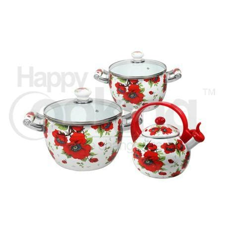 cookware enamel diytrade implements supplies kitchen china