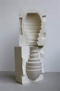 Sylvie Godel Creates Stacked Vases From Bowls Found in ...