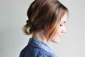 How To Style A Low Bun A Beautiful Mess