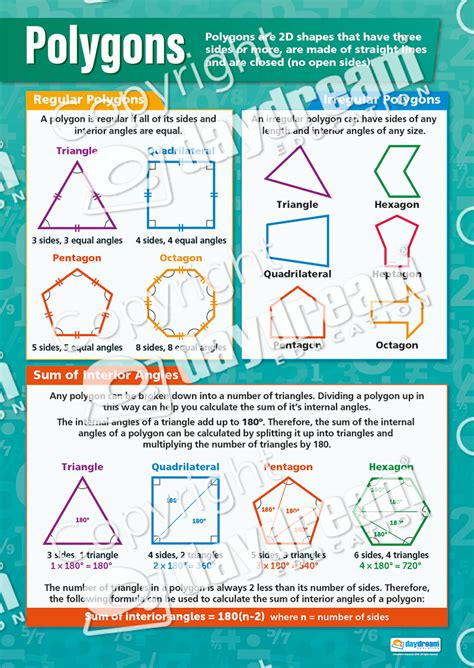 Polygons Maths Poster Make Your Own Beautiful  HD Wallpapers, Images Over 1000+ [ralydesign.ml]