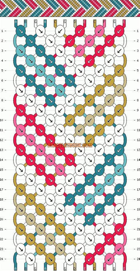 83642 friendship bracelets net 101 best friendship bracelet patterns color inspiration Inspirational