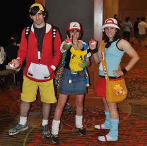 gameroween 2013 video game characters that make awesome costumes pokemon trainer