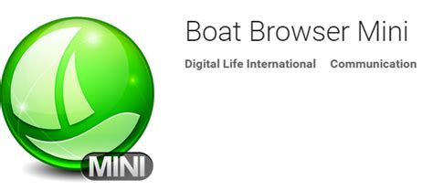 Boat Browser For Android Apk by Boat Browser Mini Premium V6 4 4 Apk Downloader Of