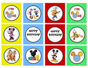 Mickey Mouse Clubhouse Birthday Party with Printables ...