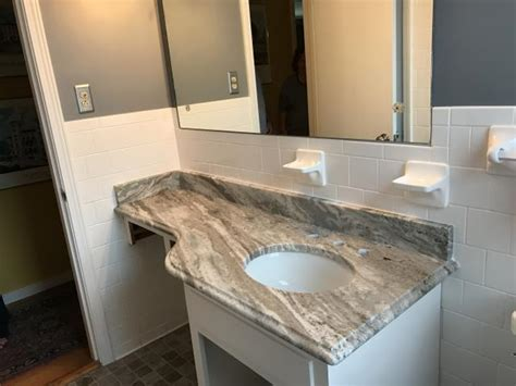 cabinets granite countertops in va panda