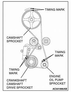 2004 Mits  Galant 2 4  I Need To Replace Timing Belt  Where Can I Get A Timing Diagram Or Do You