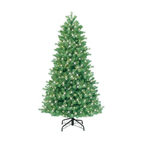 warm ge 6 5 prelit christmas tree 98 was 198 at lowes