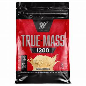 Buy Bsn True Mass 1200
